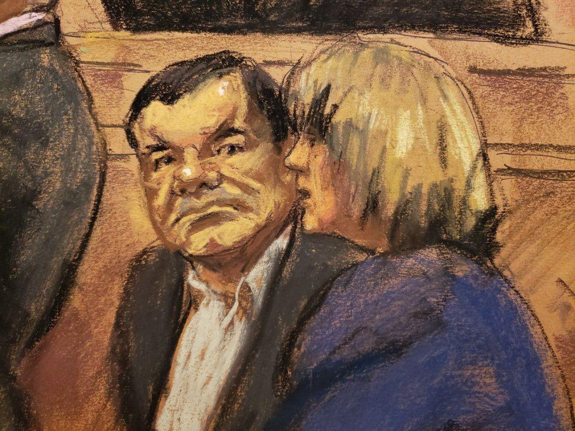 La vida loca del Chapo Guzmán, revelada en una nueva jornada de su juicio