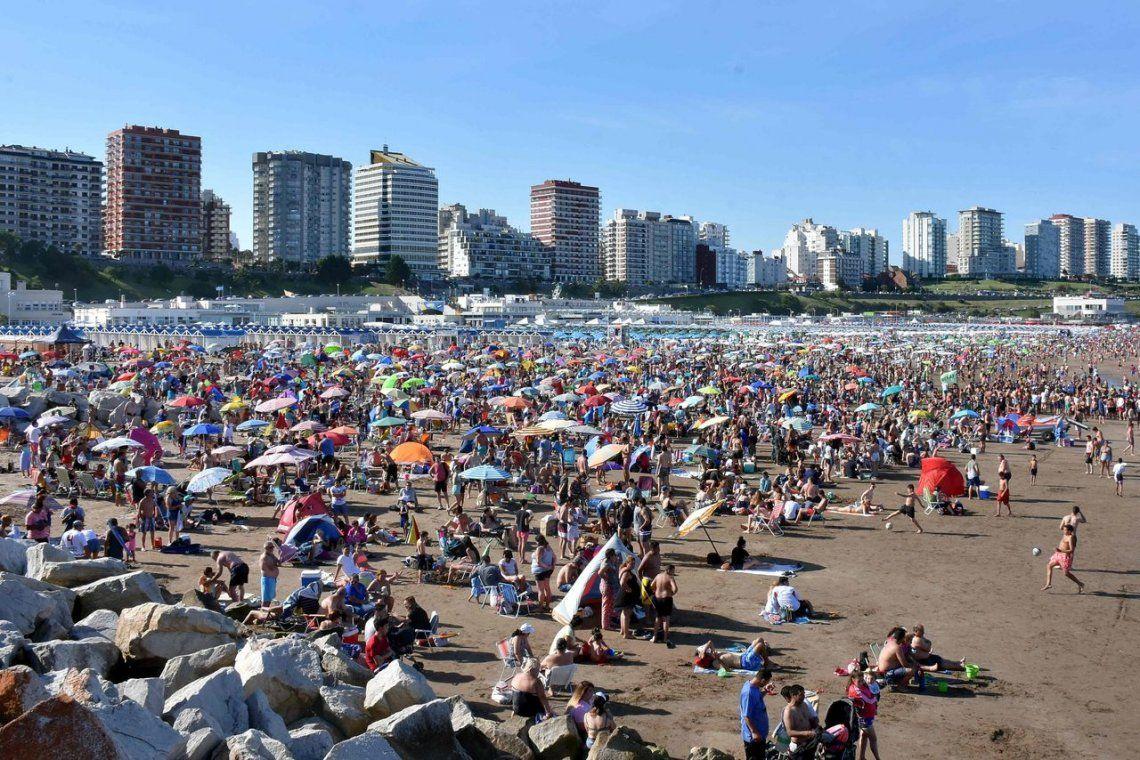En Mar del Plata y otros centros turísticos esperan una buena temporada.