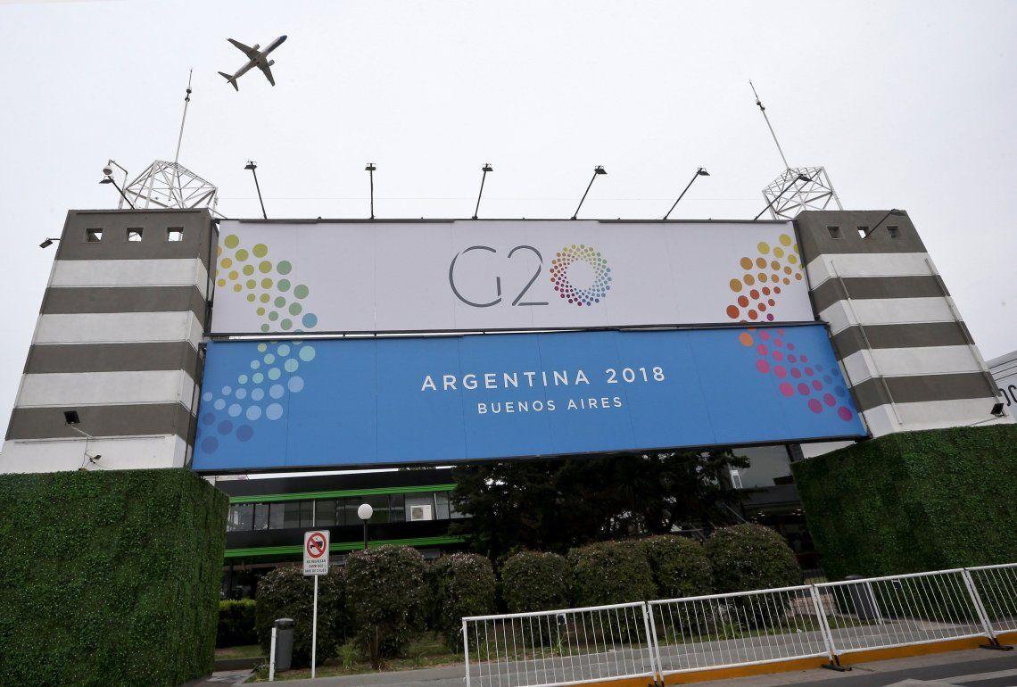 Cumbre del G20: cortes de calles y autopistas por la llegada de las comitivas