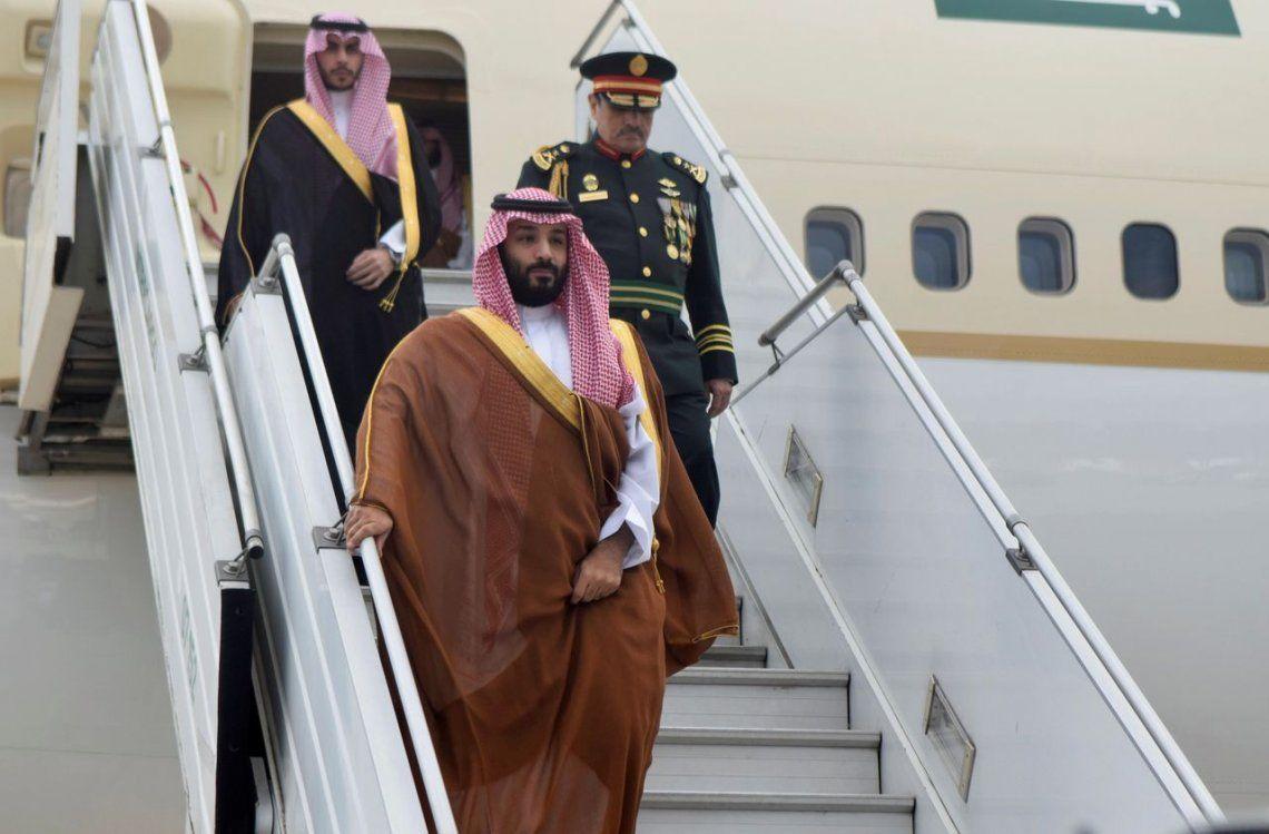 Cumbre del G20: Lijo pidió saber si el príncipe saudí tiene causas por violaciones de derechos humanos