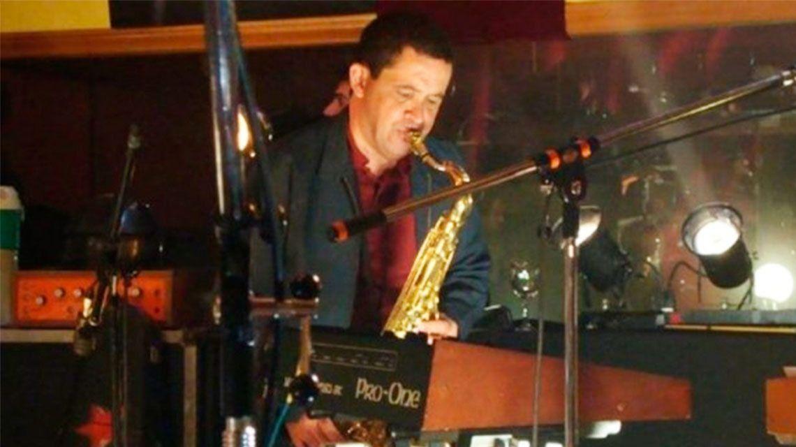 Naco Goldfinger, ex saxofonista de los Cadillacs fue imputado por planear un atentado contra un fiscal