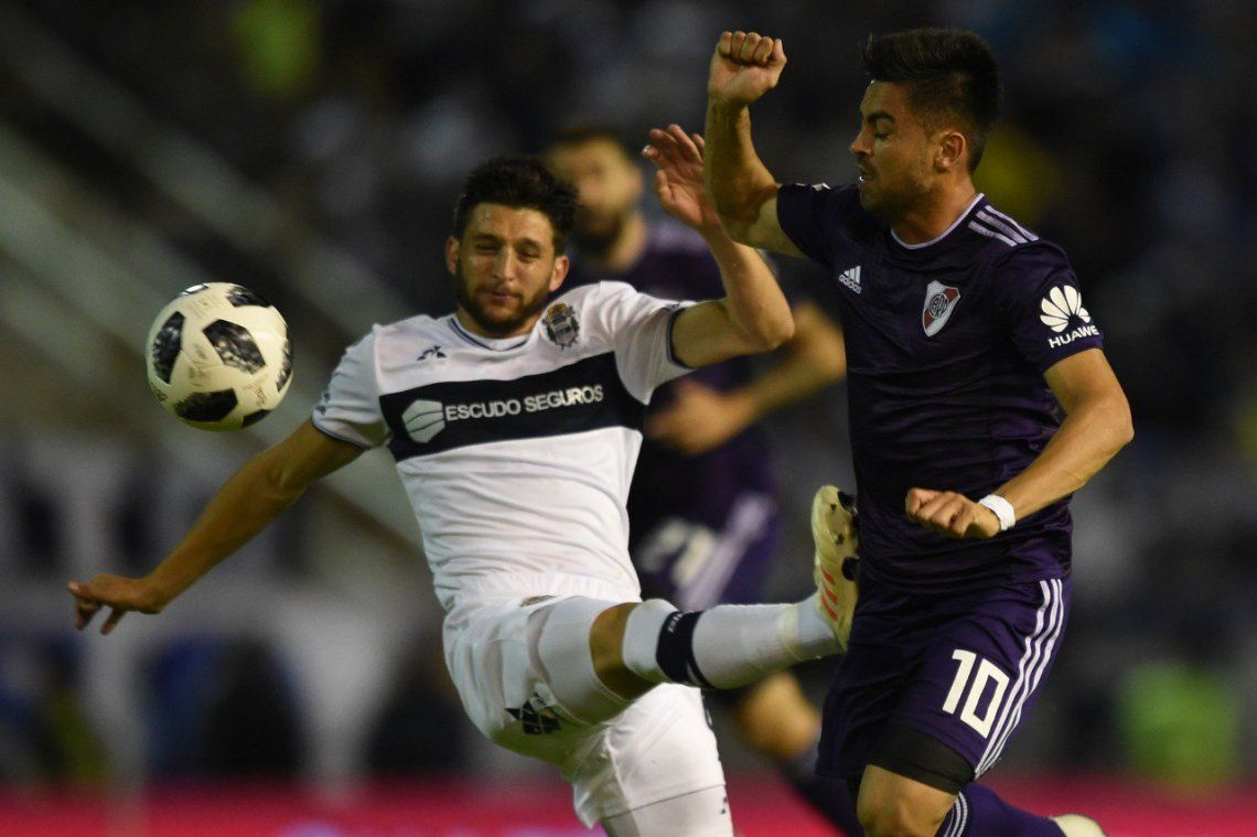River eliminado por Gimnasia en una semifinal de la Copa Argentina envuelta por la incertidumbre de la Libertadores