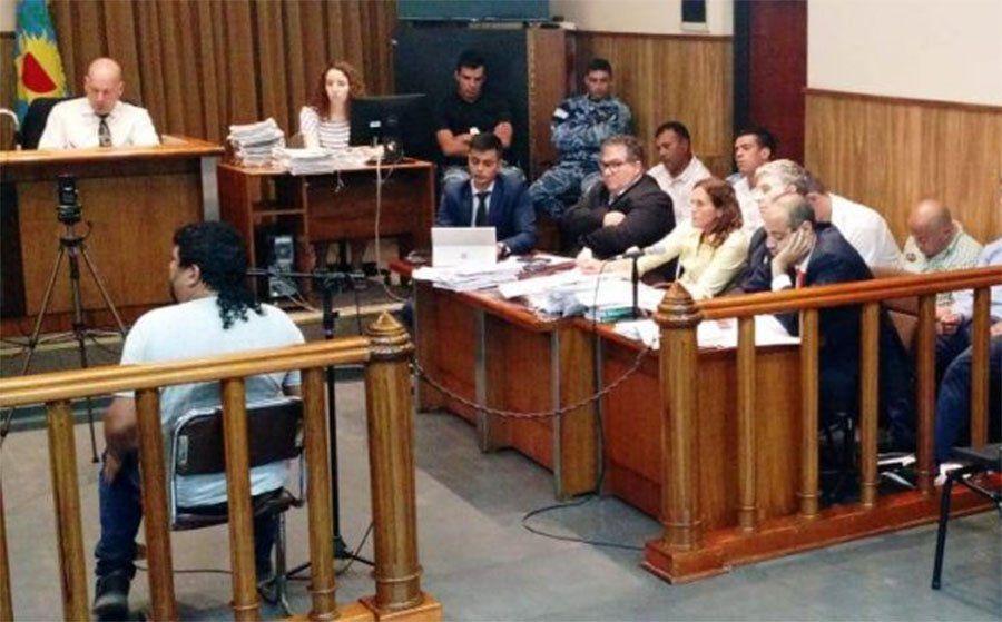 La Justicia de Quilmes condenó a seis barras de Berazategui