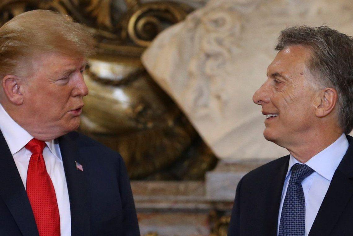G20 | Donald Trump: Soy amigo de Macri hace muchos años y vamos a hablar de temas que beneficien a ambos países