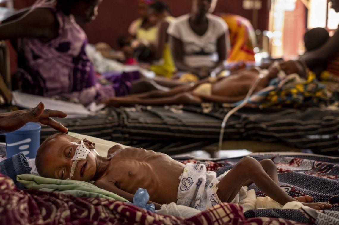 Los niños son los más afectados por los cinco años de enfrentamientos en la República Centroafricana