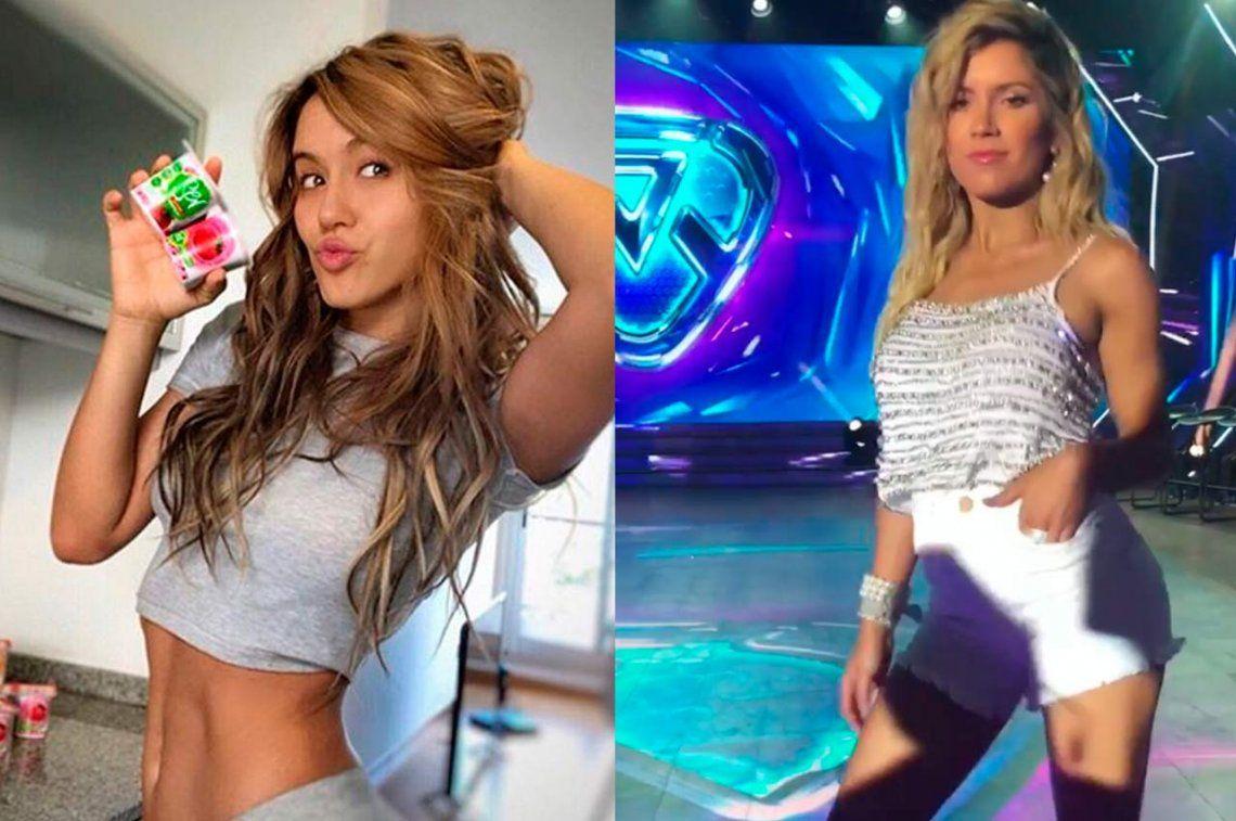 Tinelli sigue jugando con fuego y enfrentó a Laurita Fernández con Flor Vigna