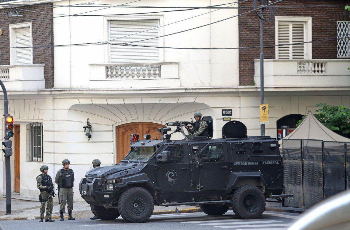 Fotos | Buenos Aires, vacía y blindada en el Día 1 de la Cumbre del G20