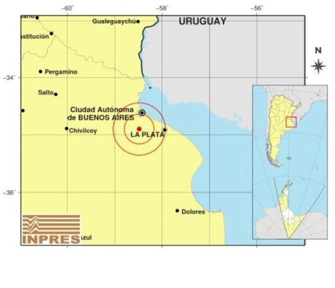 ¿El sismo en Buenos Aires puede tener dos réplicas en las próximas horas?
