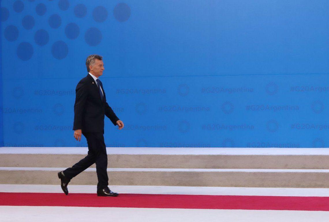 Cumbre del G20 por dentro: el Superclásico, Sarmiento y el arte de mostrar