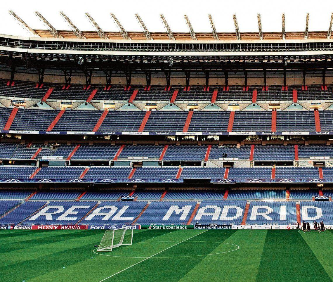 El Santiago Bernabéu se prepara para recibir la final de la Libertadores entre River y Boca. Desde España se armó un resumen de por qué es mejor jugar en esa cancha.