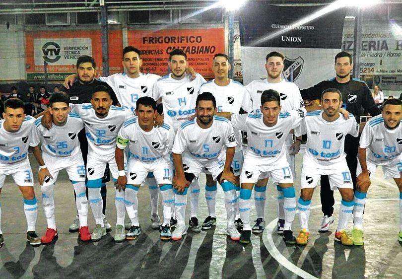 dUnión Ezpeleta confía en avanzar en el campeonato.