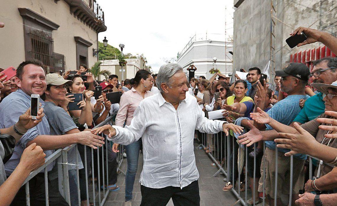 dUno de los más ambiciosos proyectos de López Obrador es el llamado Tren Maya.