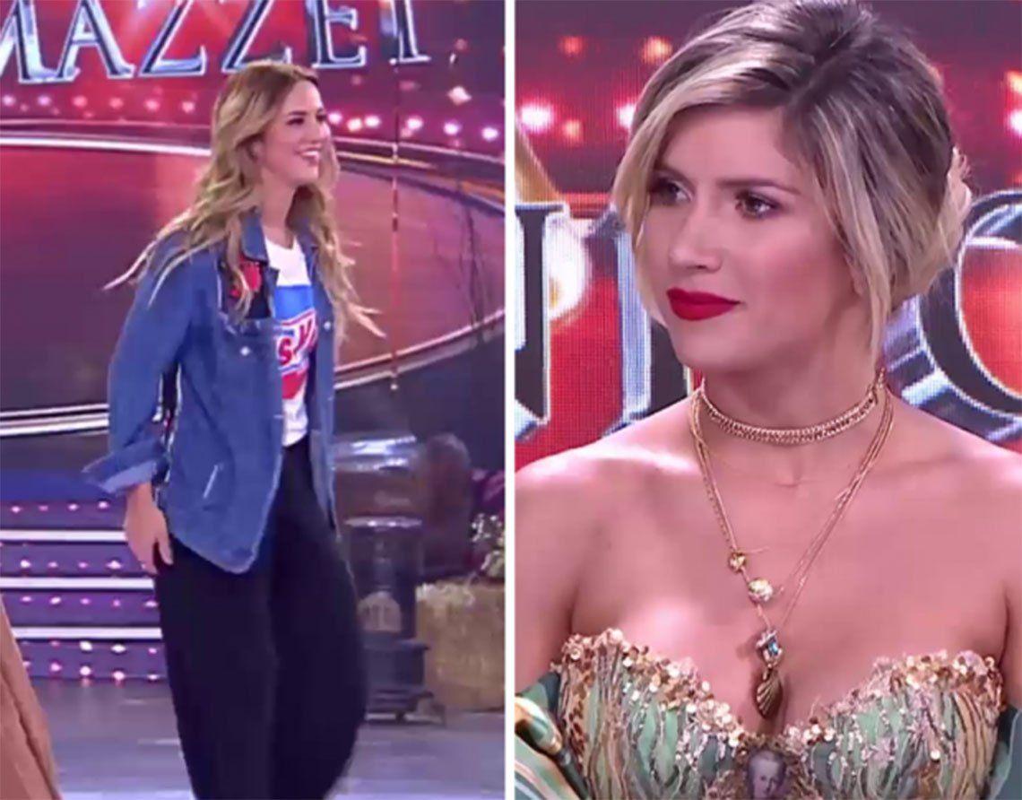 Laurita Fernández desmintió a Flor Vigna: Él me contó otra cosa