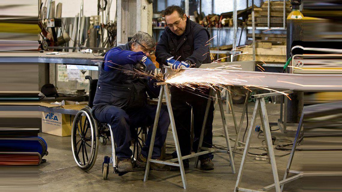 Apenas 1 de cada 4 personas con discapacidad logra conseguir un empleo en la Argentina