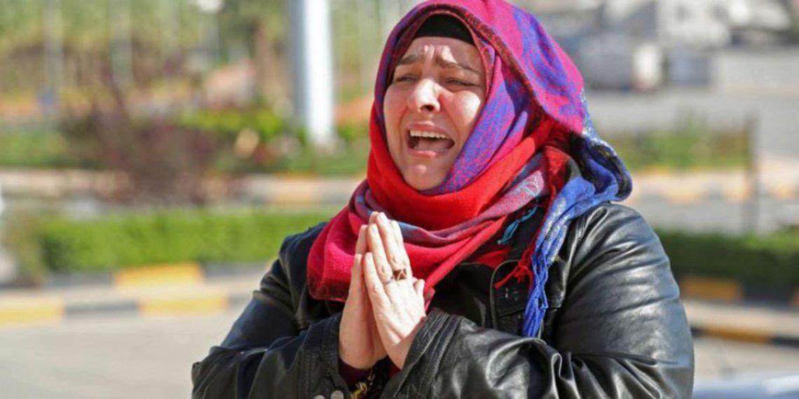 Liberaron a una docente  argentina cautiva en Siria