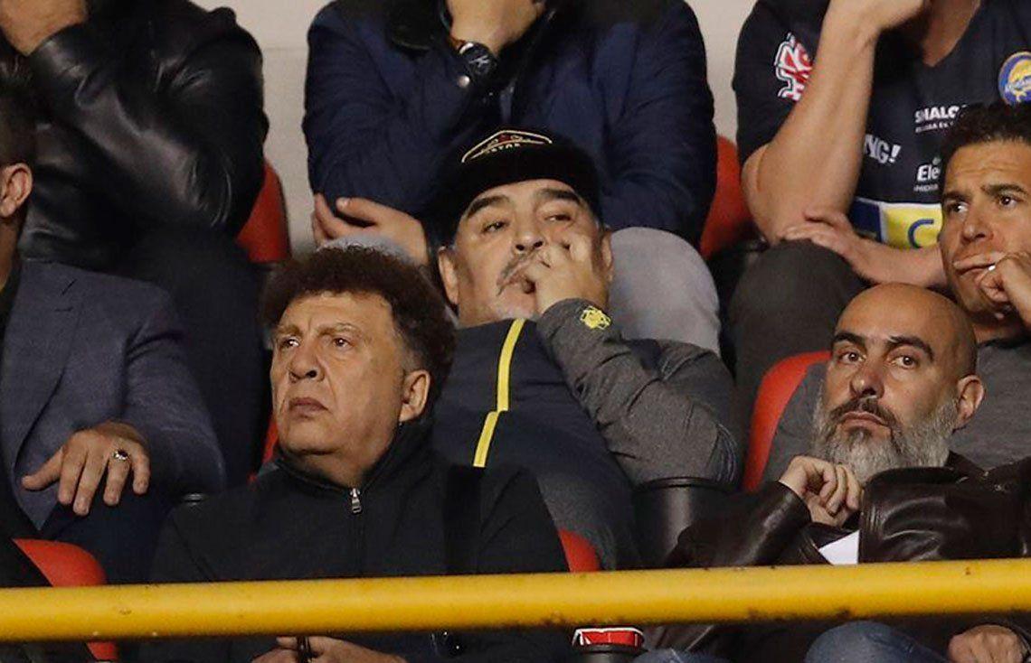 Los Dorados de Maradona cayeron en el alargue y se quedaron sin título