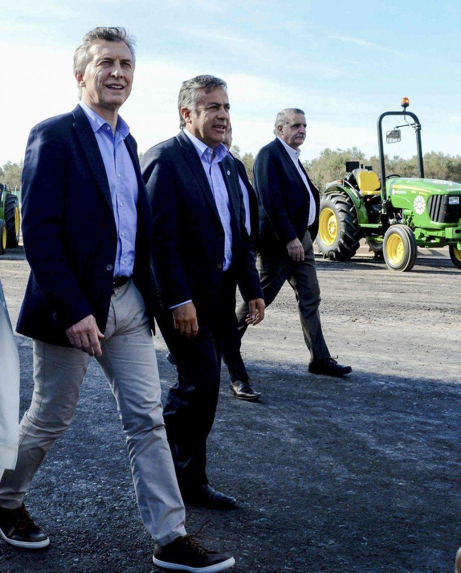 Tras los cruces con la UCR, para Macri la coalición Cambiemos está solida