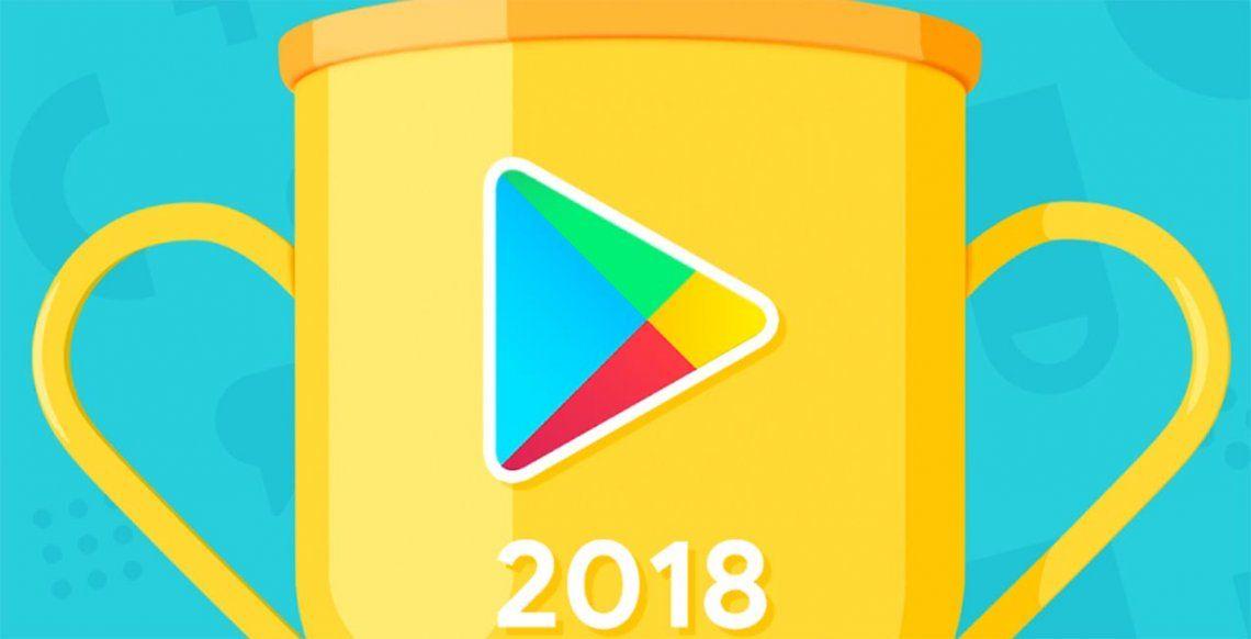 Las mejores aplicaciones del año para Google Play