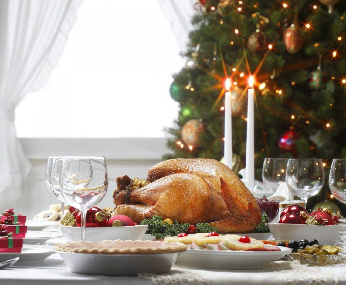 Salada Navidad: la cena familiar será 50% más cara que en 2017