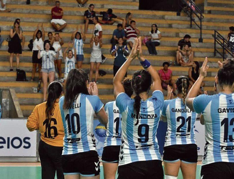 dArgentina consiguió la clasificación con el aporte vital de Mendoza.
