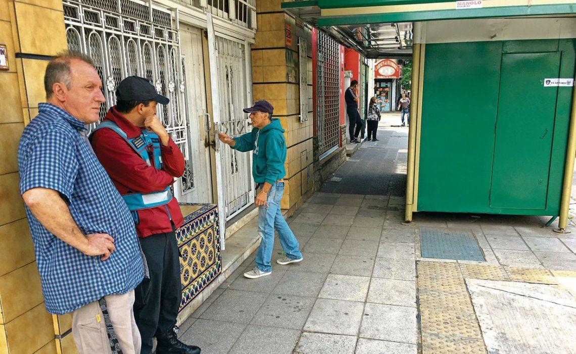 Agronomía: tres hombres detenidos por un secuestro virtual