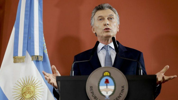 Macri habló sobre la denuncia de Thelma Fardín a Juan Darthés