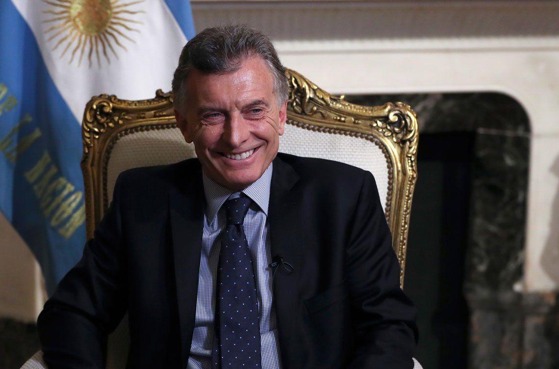 Mauricio Macri:  A Donald Trump y a Xi Jinping les encantó el choripán argentino
