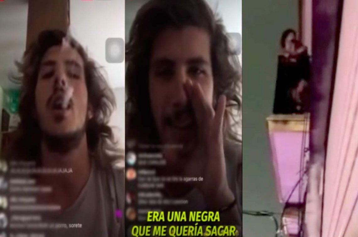 Escándalo por el descargo de Rodrigo Erguillor, el cheto de Banfield acusado de abuso sexual
