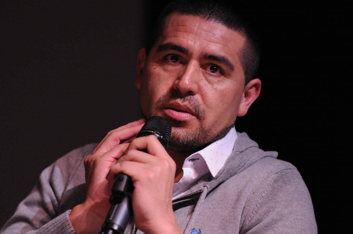Juan Román Riquelme criticó duramente que la Superfinal entre River y Boca se juegue en España
