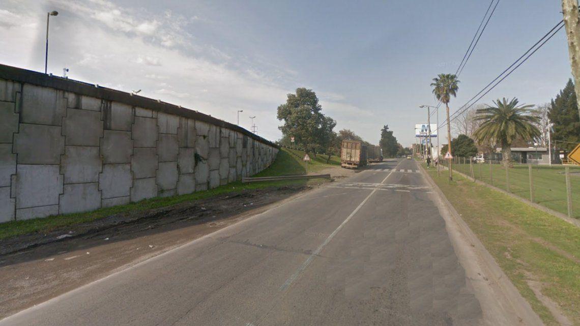 Una pareja de policías mató a un motochorro que los asaltó con un arma de juguete
