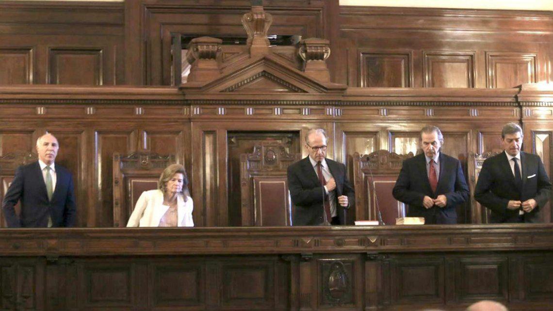 La Corte Suprema revocó el fallo del 2x1 para represores
