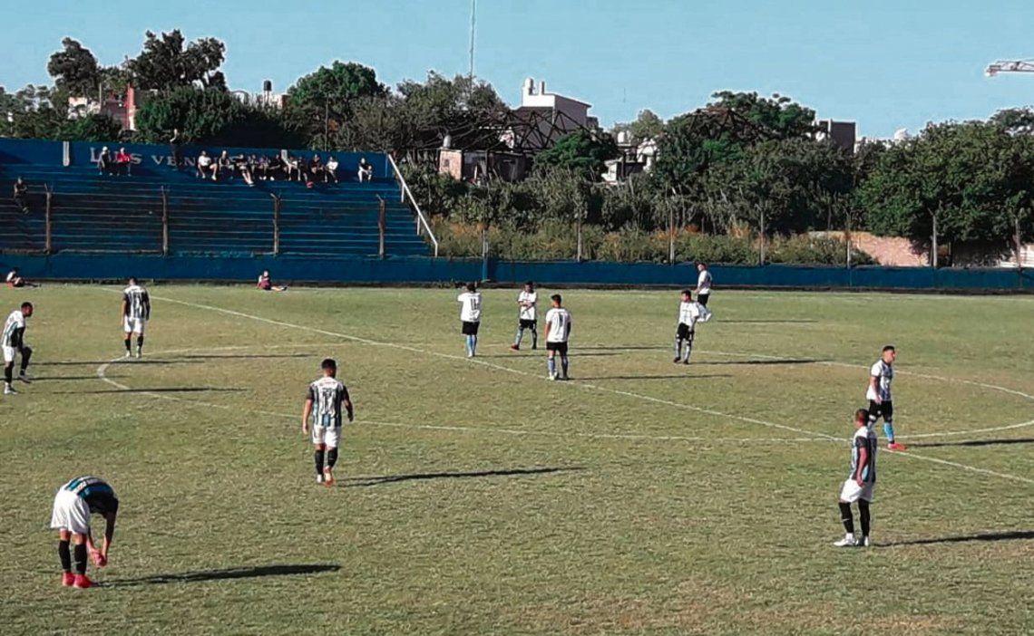 dArgentino de Quilmes aprovechó su oportunidad y sumó tres puntos vitales a domicilio.