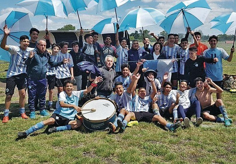 dLos chicos derrotaron en la final a Luján por 2 a 0.