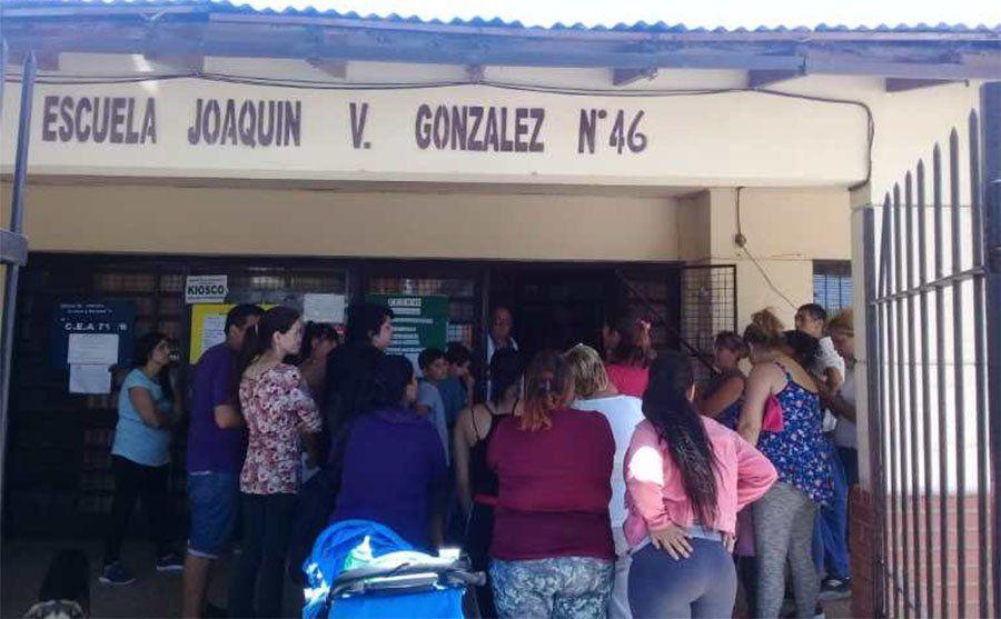 Berazategui: alumnos denunciaron que fueron golpeados por una maestra