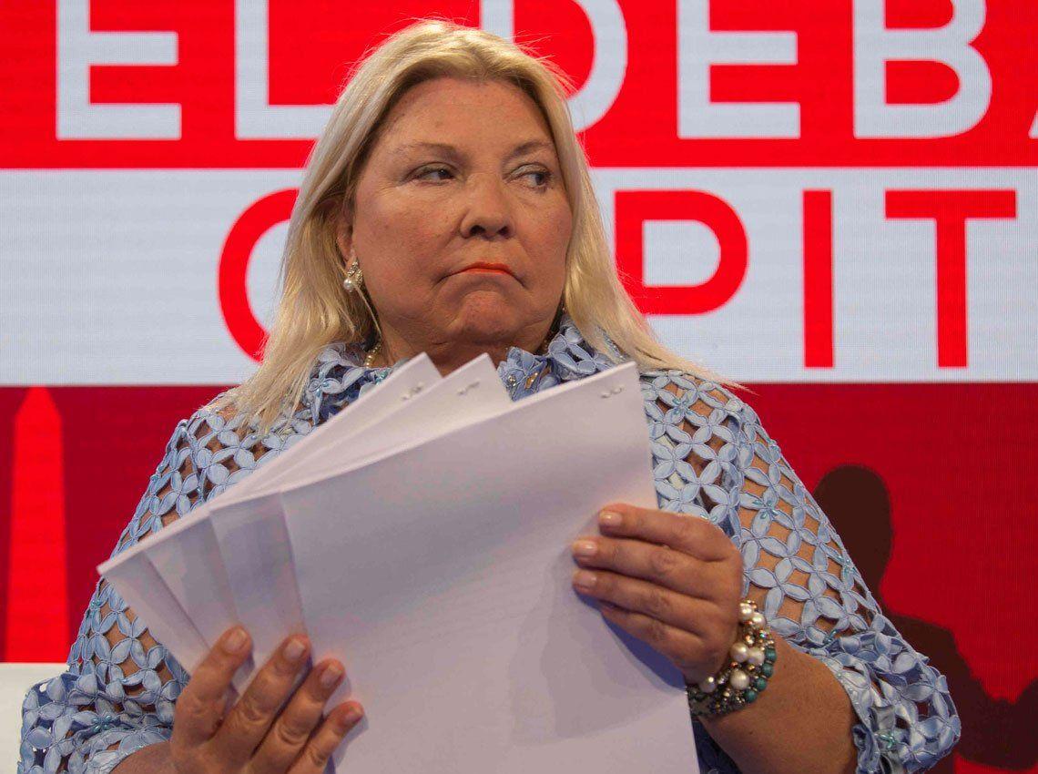 Elisa Carrió cruzó a Patricia Bullrich por el uso de armas de fuego: Nosotros no vamos a ir al fascismo