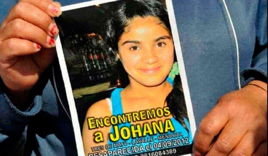 Chacón desapareció en setiembre de 2012 en la localidad mendocina de Lavalle.