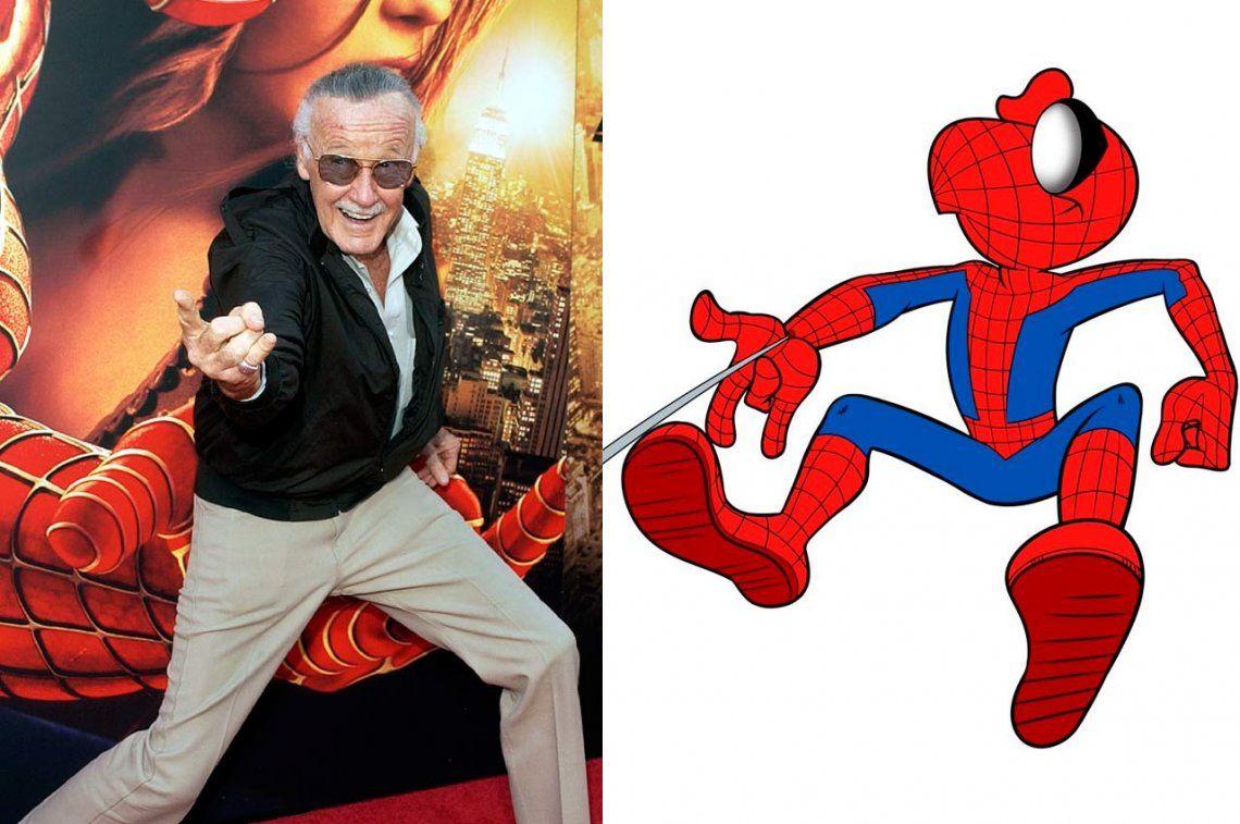 El grato homenaje de Condorito a Stan Lee