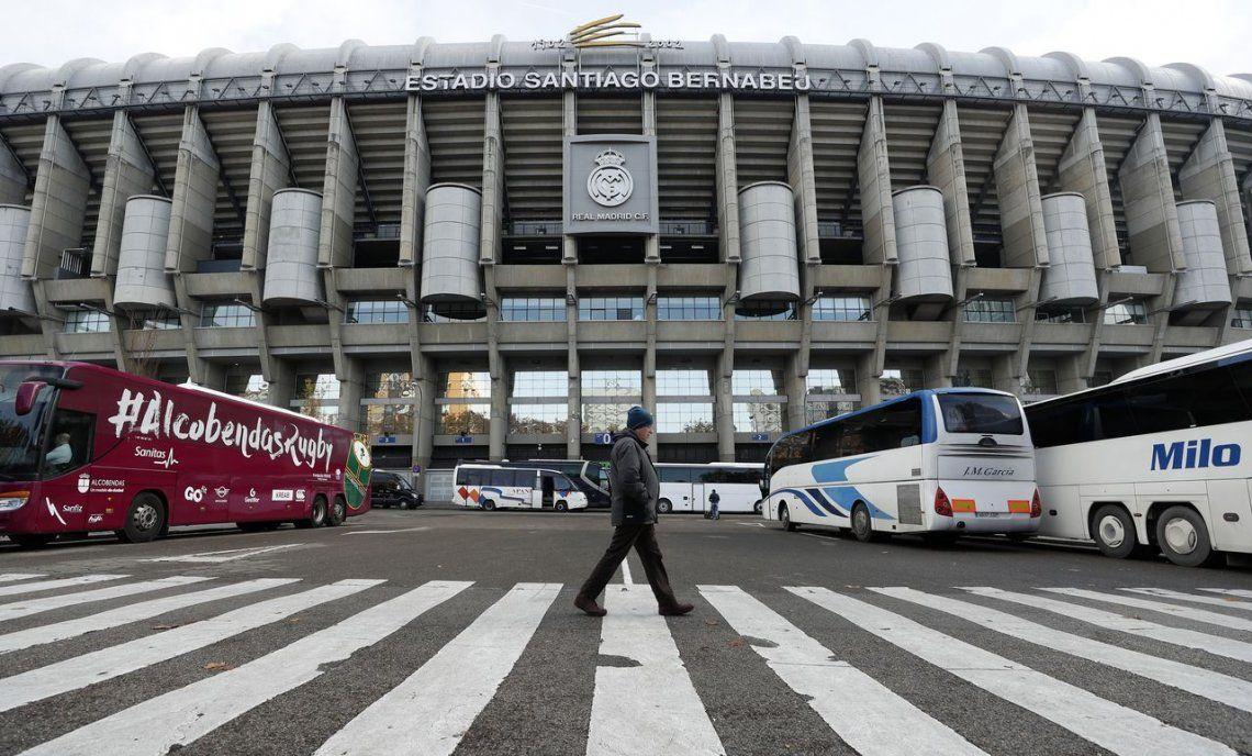 River y Boca vendieron pocas entradas para la final en el Santiago Bernabéu