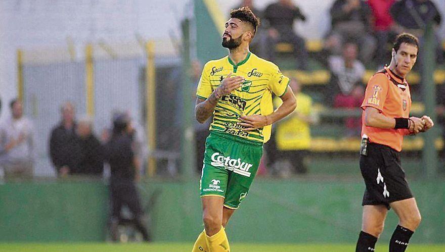 dBarboza destacó el trabajo de la dirección del club y de Beccacece.
