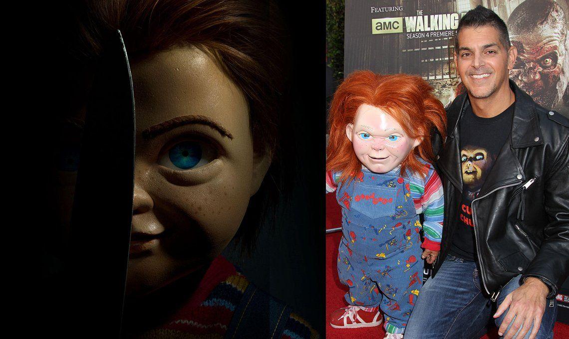 El creador de Chucky se enfureció con los productores de la remake