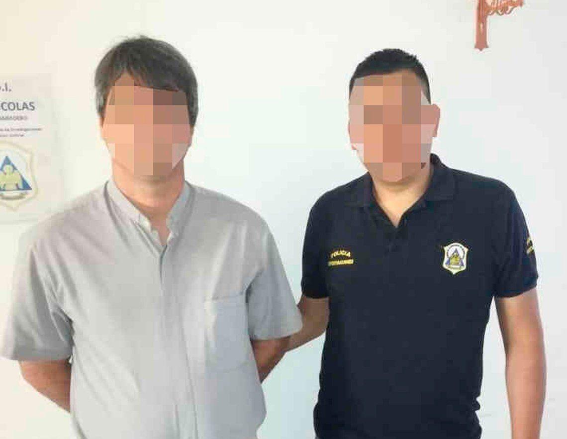 El sacerdote y el portero fueron detenidos en San Pedro el pasado martes.