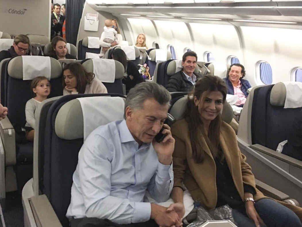 Mauricio Macri viajó a Neuquén para descansar tras el G20