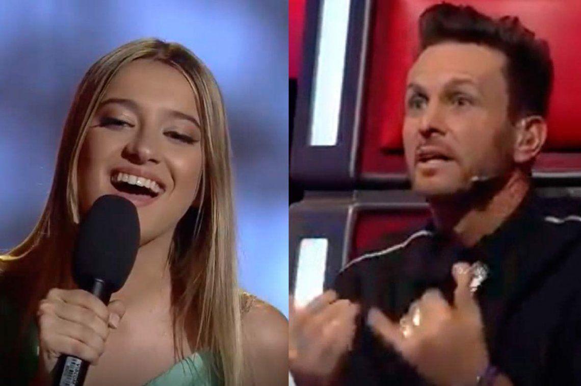 Axel y una polémica en La Voz Argentina: ¿es mejor cantar en inglés o en castellano?