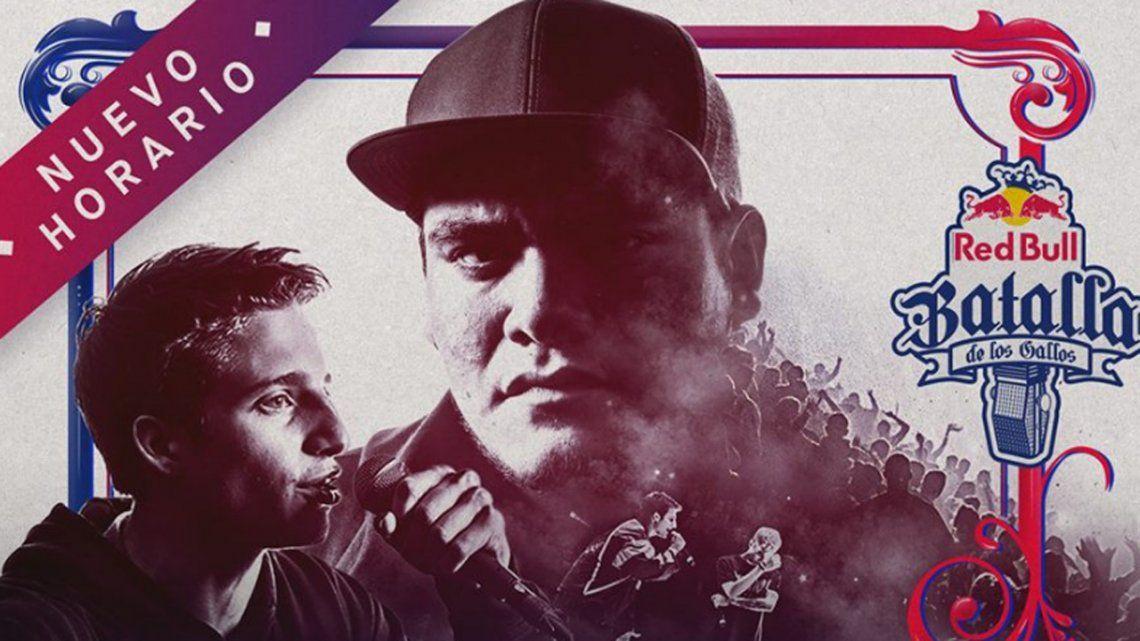 Batalla de Gallos Red Bull en vivo: cómo ver online, horario y TV del 9 de diciembr