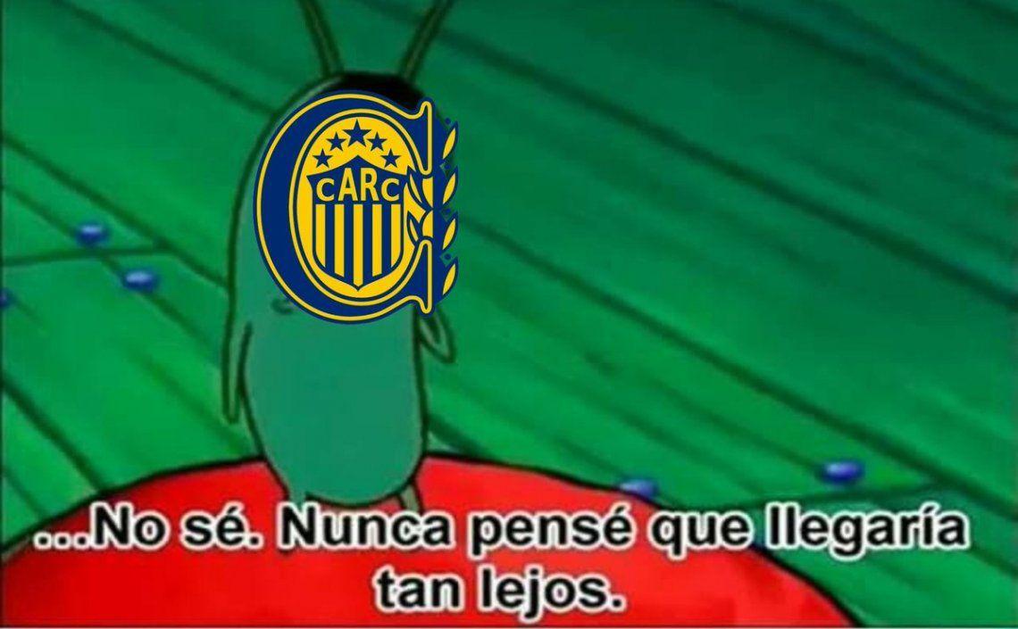 Rosario Central – Gimnasia: los mejores memes de la final de la Copa Argentina