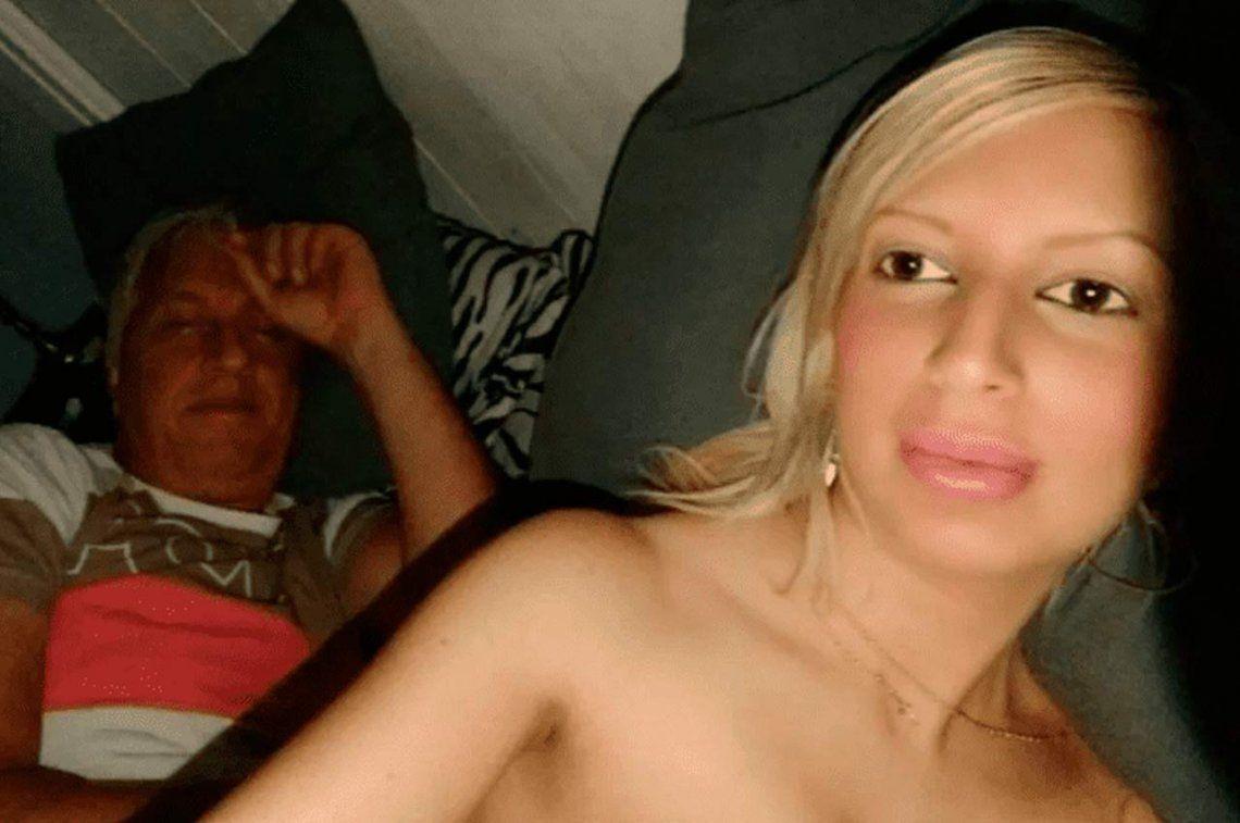 ¿Fue por venganza? Se filtraron fotos hot del papá de Wanda Nara y su joven novia