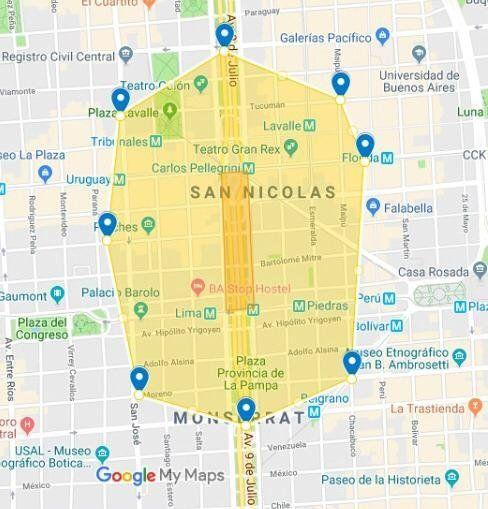 River-Boca: cómo será el operativo de seguridad en la Ciudad de Buenos Aires por la final de la Copa Libertadores