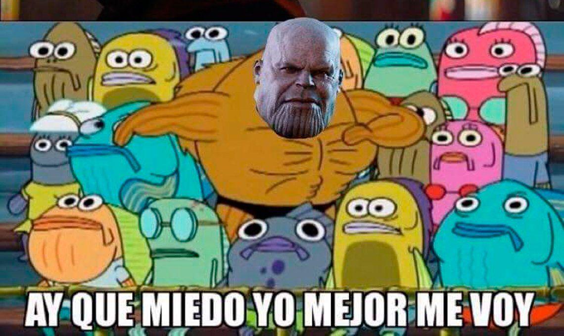 Avengers 4: Endgame, el trailer desató cientos de memes