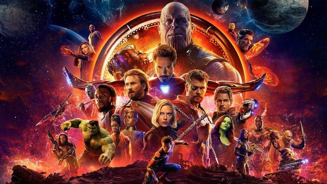 De cara a Avengers: Endgame, ¿te acordás quienes murieron en Avengers: Inifinity War?