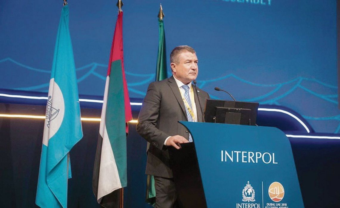 dRoncaglia defendió el protocolo de uso de armas para las fuerzas de Seguridad.